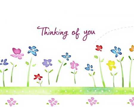 Thinking about you clipart vector free library thinking of you Ecards - American Greetings vector free library