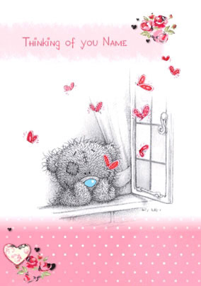 Clipart send a card thinking of you clipart black and white library Thinking Of You Cards | Funky Pigeon clipart black and white library