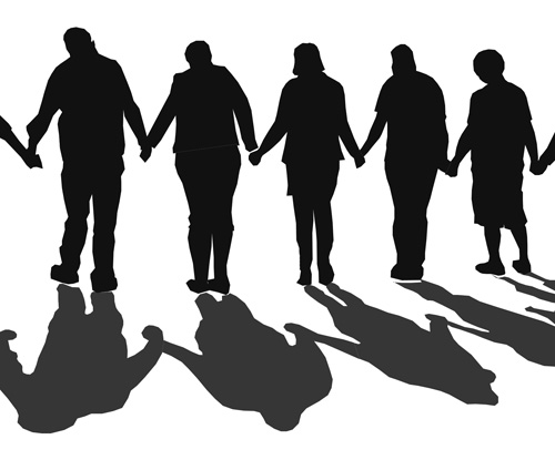 Clipart shadows jpg transparent stock Clipart shadows of people praying - Clip Art Library jpg transparent stock
