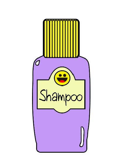 Clipart shampoo bottle banner royalty free stock Pin by Loretta Kimbell on Printables | Clip art, Art images, Free ... banner royalty free stock