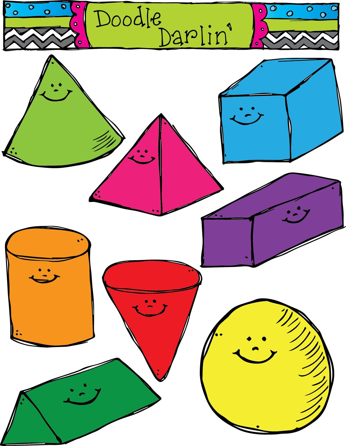 Clipart shapes free download png transparent Clipart shapes free download 4 » Clipart Portal png transparent