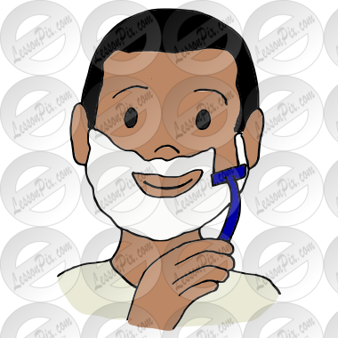 Clipart shave clip art free Shave Picture for Classroom / Therapy Use - Great Shave Clipart clip art free