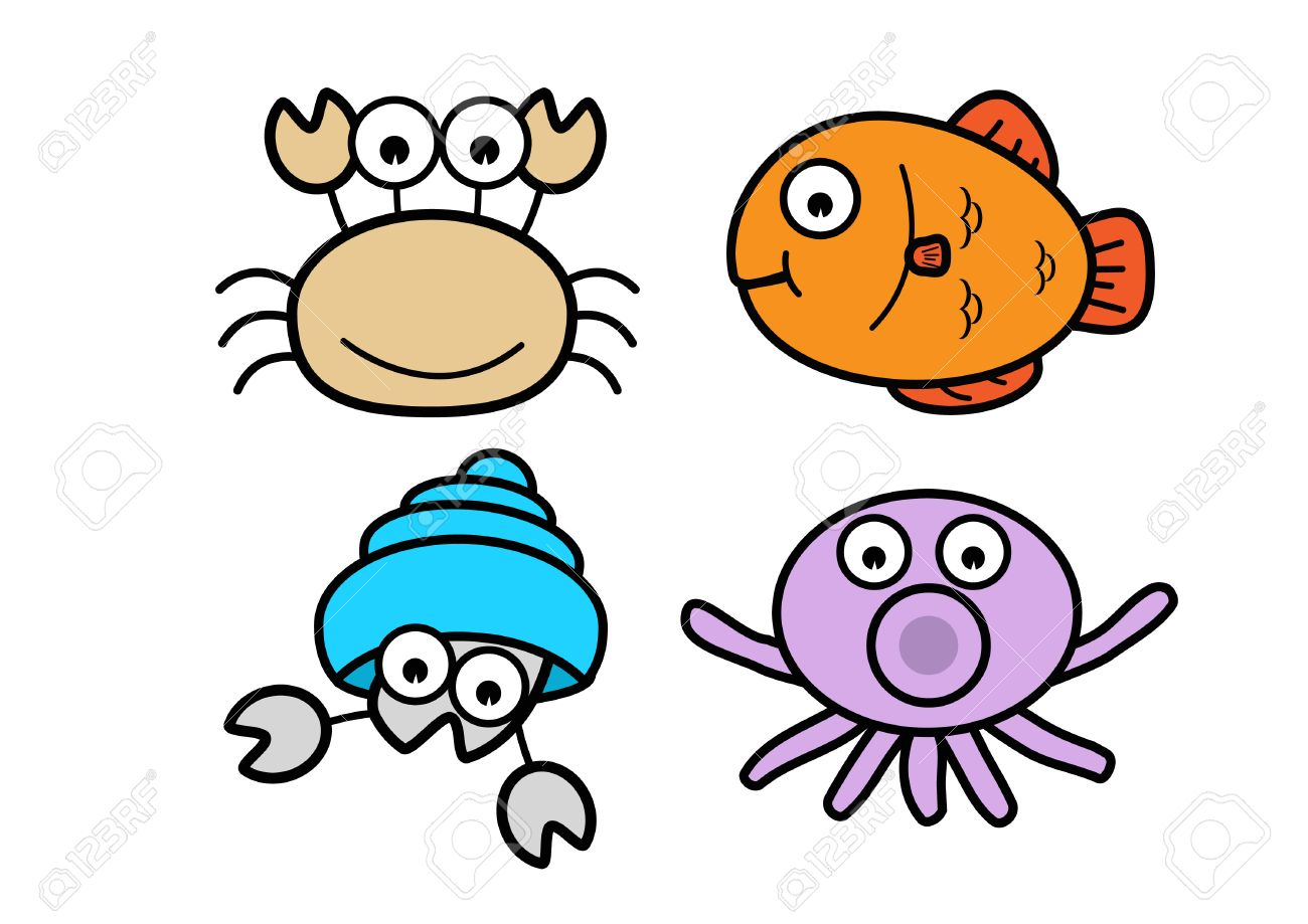 Clipart shellfish clipart freeuse library Shellfish Clipart | Free download best Shellfish Clipart on ... clipart freeuse library