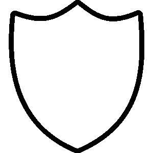 Clipart shield shape clipart library download Clipart Shield Shapes clipart library download