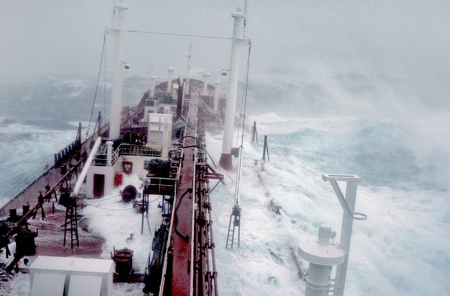 Clipart ship on storm sea picture freeuse RIDING OUT STORMS IN A SEAVAX BUBBLE HULL WITH AUTOMATIC FURLING AND ... picture freeuse