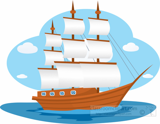 Clipart ships free clipart freeuse Sailboat free boats and ships clipart clip art pictures graphics ... clipart freeuse