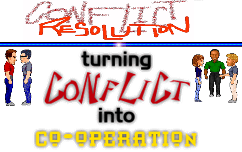 Clipart showing conflict jpg royalty free library Conflict Resolution Clipart - Clipart Kid jpg royalty free library