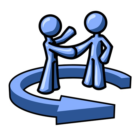 Clipart showing conflict clip freeuse library Conflict Resolution Clipart - Clipart Kid clip freeuse library