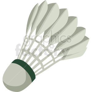 Clipart shuttlecock picture black and white stock badminton shuttlecock vector clipart . Royalty-free clipart # 409546 picture black and white stock