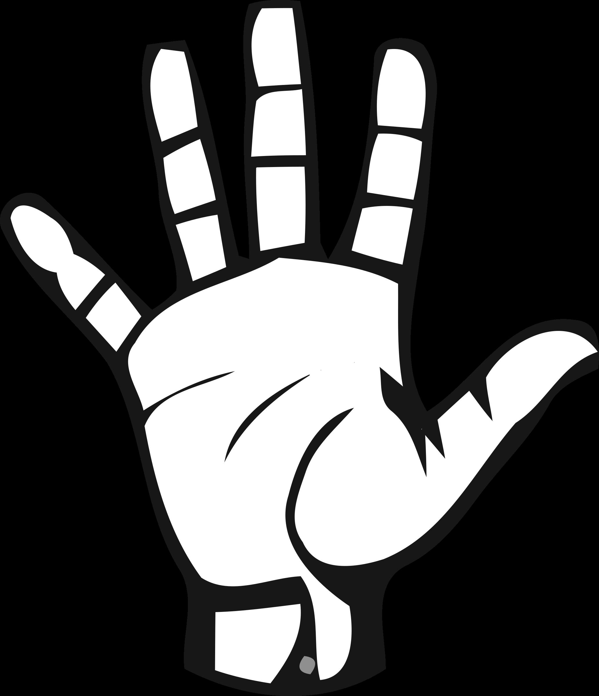 Clipart sign language jpg Clipart - Deaf Alphabet 5 jpg