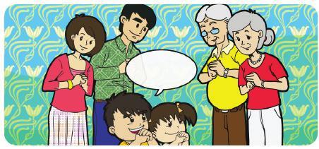 Clipart sikap sopan kepada kakek dan nenek banner royalty free Katalog Dalam Terbitan (KDT) - PDF banner royalty free