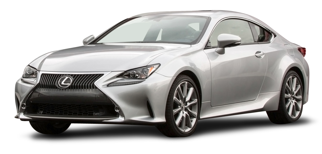 Silver car clipart banner free library Lexus RC 350 Silver Car PNG Image - PurePNG | Free transparent CC0 ... banner free library