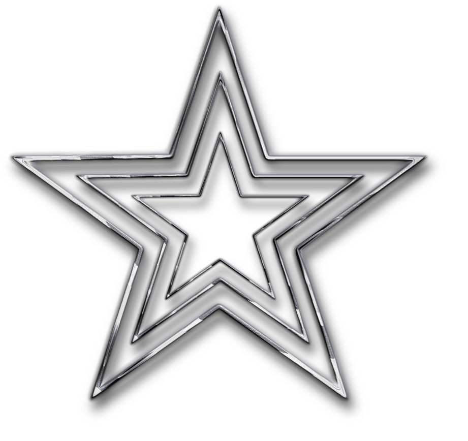 Clipart silver star clip art black and white stock Pin by Anne Anderson on star backgrounds & clipart | Pinterest ... clip art black and white stock