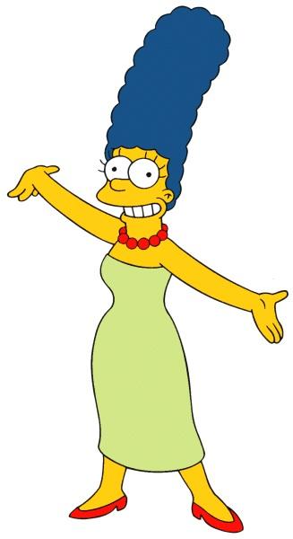 Clipart simpson gratuit clipart transparent download Marge simpson clipart - ClipartFox clipart transparent download