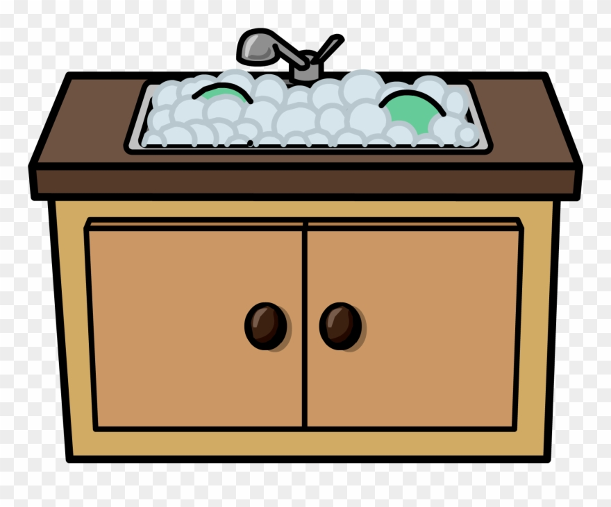 Clipart sink clip art library stock Clipart Kitchen Sink - Clipart Of A Sink - Png Download (#441727 ... clip art library stock