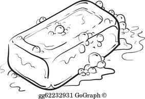 Clipart sioap free library Soap Clip Art - Royalty Free - GoGraph free library