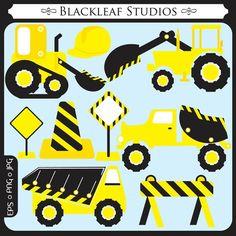 Clipart site en construction free download 80% OFF SALE Construction trucks clipart commercial use, Jungle ... free download