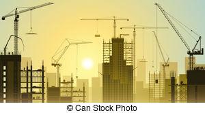 Clipart site en construction banner black and white download Construction site Vector Clipart EPS Images. 14,075 Construction ... banner black and white download