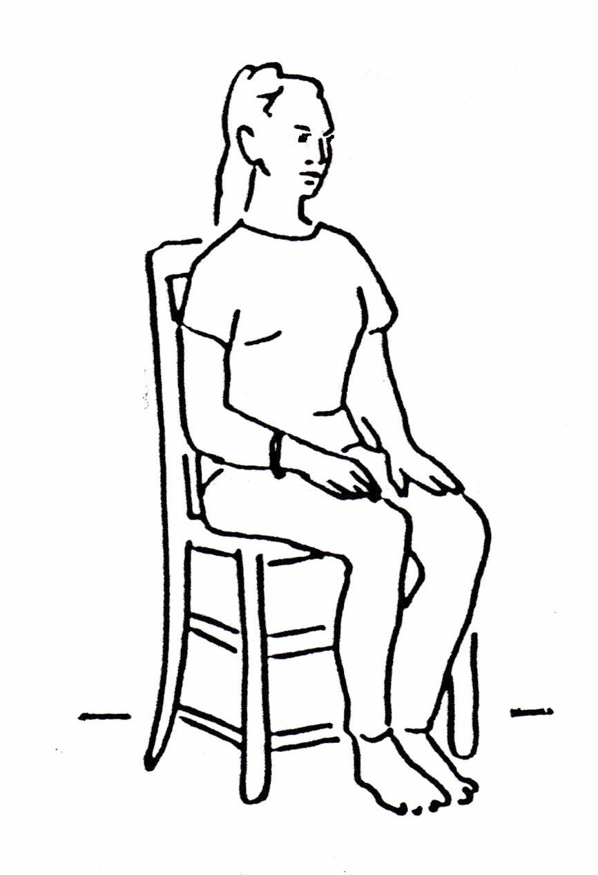 Clipart sitting in chair black & white picture transparent stock Sit down clipart black and white 3 » Clipart Portal picture transparent stock