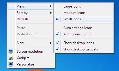 Clipart size windows 7 image stock Windows 7 change desktop clipart size - ClipartFest image stock