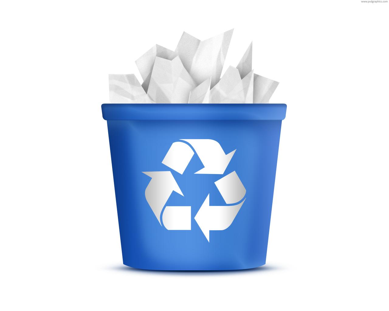 Clipart size windows 7 image free stock Windows 7 recycle bin clipart - ClipartFest image free stock