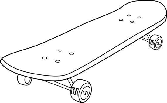 Skate board clipart png stock Free Skateboarding Cliparts, Download Free Clip Art, Free Clip Art ... png stock