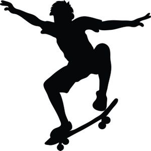 Skater clipart picture stock Pinterest picture stock