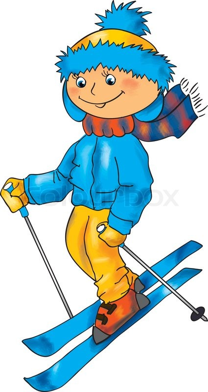 Clipart skifahren picture royalty free stock Skifahren clipart 3 » Clipart Station picture royalty free stock