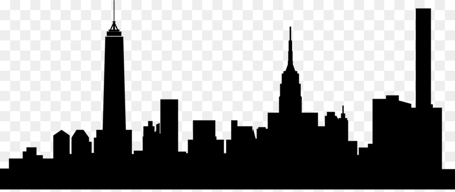 Clipart skyline clip art freeuse download City Skyline Silhouette clipart - City, Sky, transparent clip art clip art freeuse download