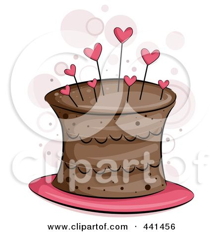 Clipart slice of cake clip art library library Slice Of Cake Clip Art | ... of a Fork in a Slice of Chocolate ... clip art library library