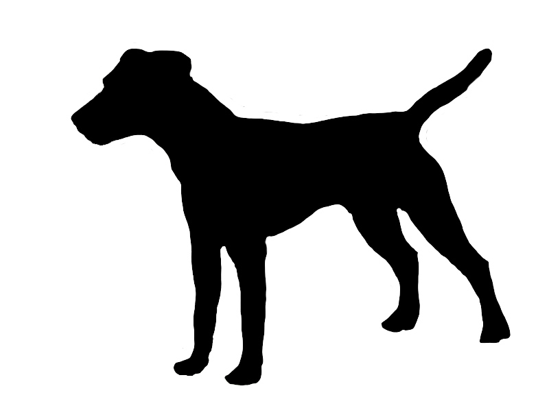 Clipart small black dog jpg free library Black Dog Clipart - Cliparts and Others Art Inspiration jpg free library