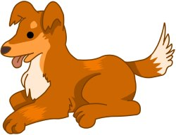 Clipart small brown dog clipart stock brown dog clipart – Clipart Free Download clipart stock