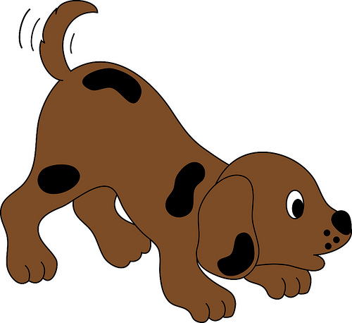 Clipart small brown dog vector free library Puppy Images Cartoon | Free Download Clip Art | Free Clip Art | on ... vector free library