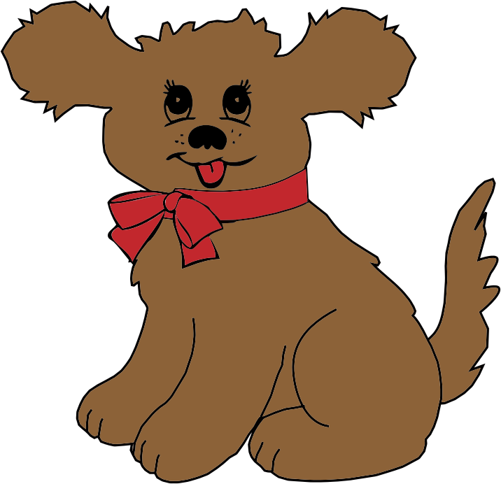 Clipart small brown dog freeuse library Free to Use & Public Domain Dog Clip Art - Page 3 freeuse library