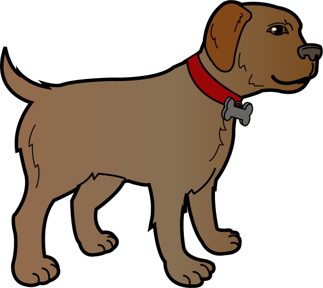 Dog growling clipart jpg library library Clipart small brown dog - ClipartFest jpg library library