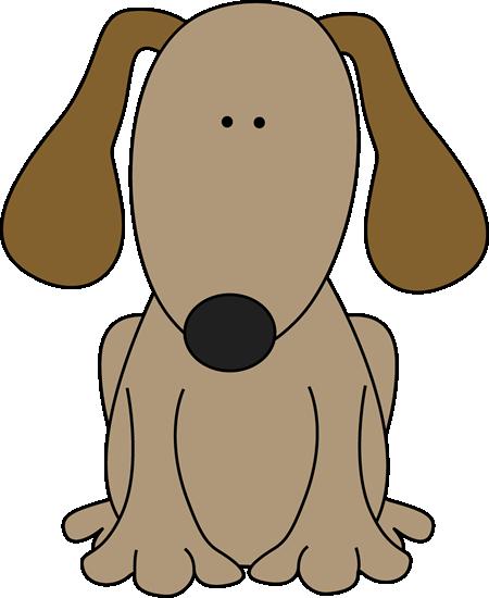 Clipart small brown dog clip art free Cartoon Brown Dog Clipart - Clipart Kid clip art free