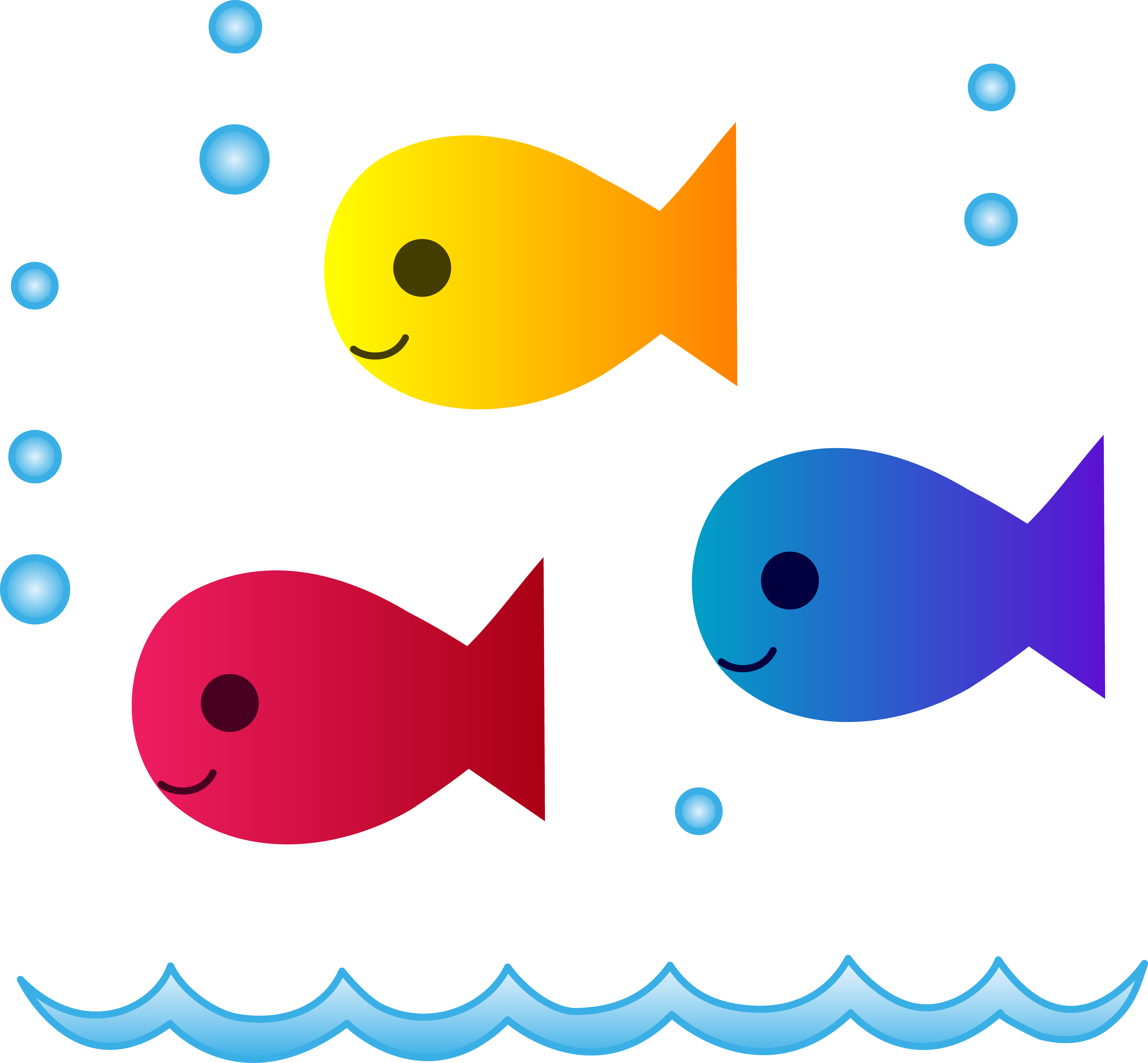 Clipart small fish picture black and white Free Free Fish Images, Download Free Clip Art, Free Clip Art on ... picture black and white