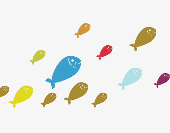 Clipart small fish clipart freeuse stock A Group Of Small Fish, Fish Clipart, Gro #242645 - PNG Images - PNGio clipart freeuse stock