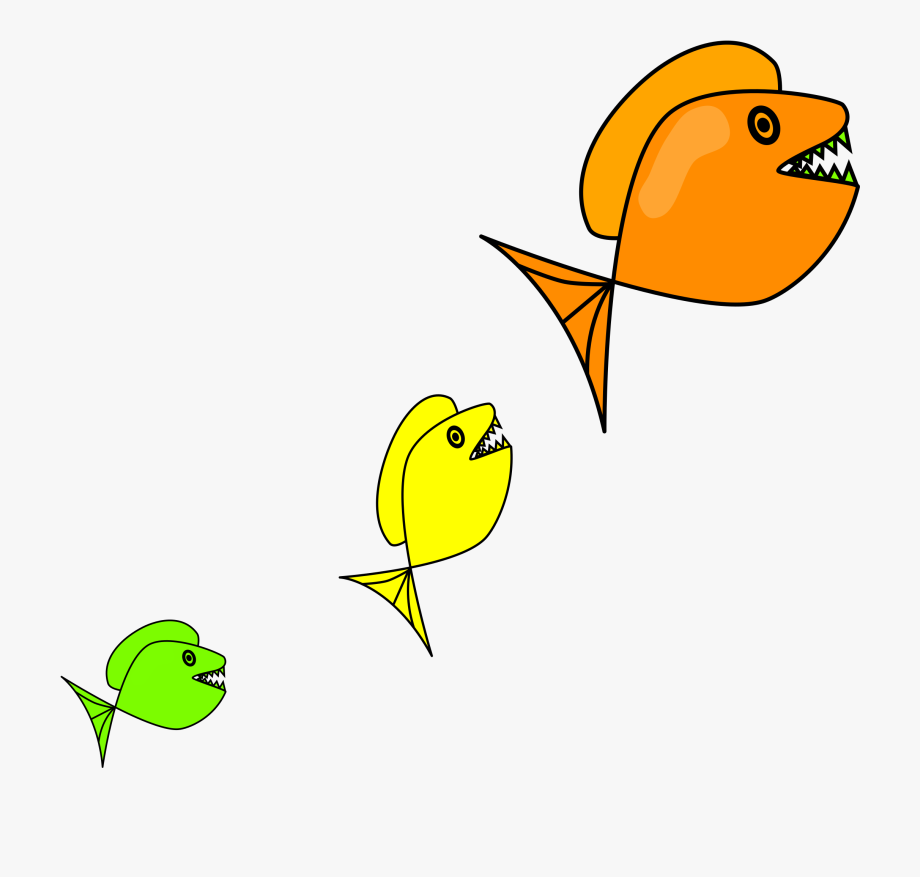 Clipart small fish clipart freeuse library Mainstream Small Fish Clipart - Small Fish Clip Art #1983 - Free ... clipart freeuse library