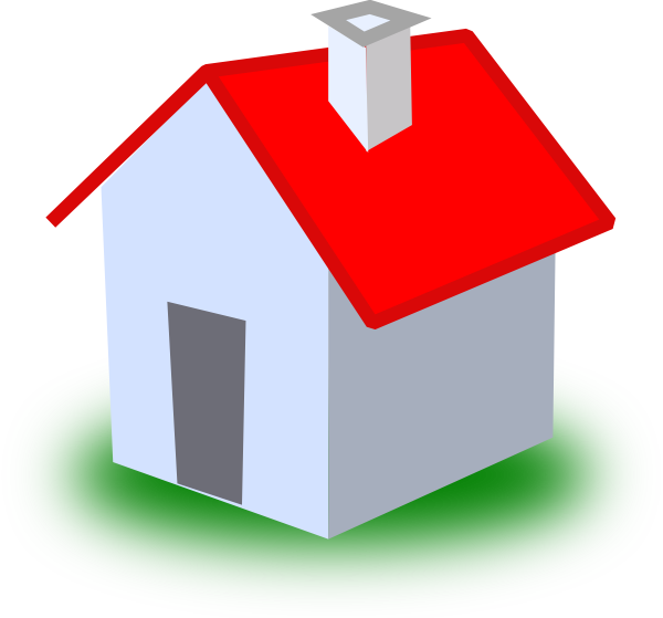 Small House Clip Art at Clker.com - vector clip art online, royalty ... image free download