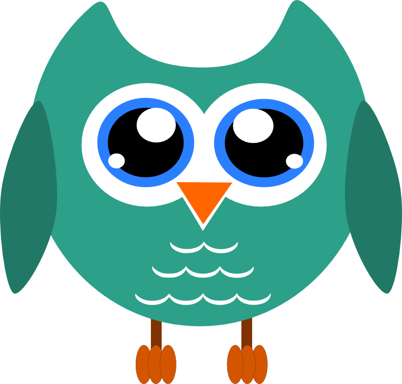 Clipart smart owl colored book jpg free library Image associée | Owls | Pinterest | Owl jpg free library