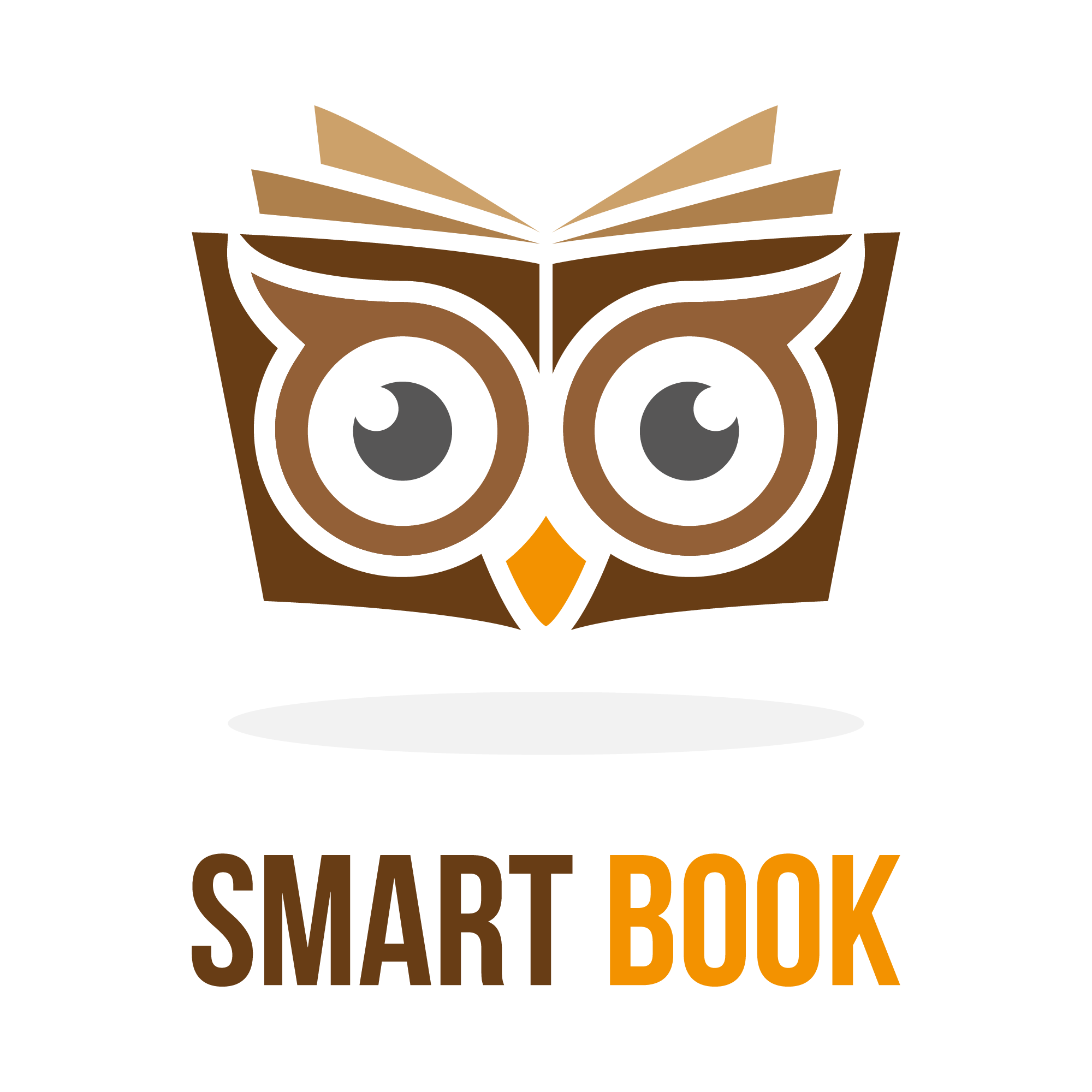 Clipart smart owl colored book image transparent download Smart book | Brands of the World™ | Download vector logos and logotypes image transparent download