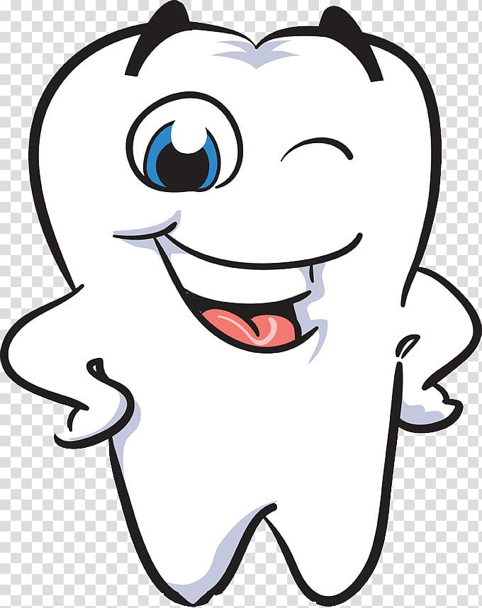 Clipart smile teeth