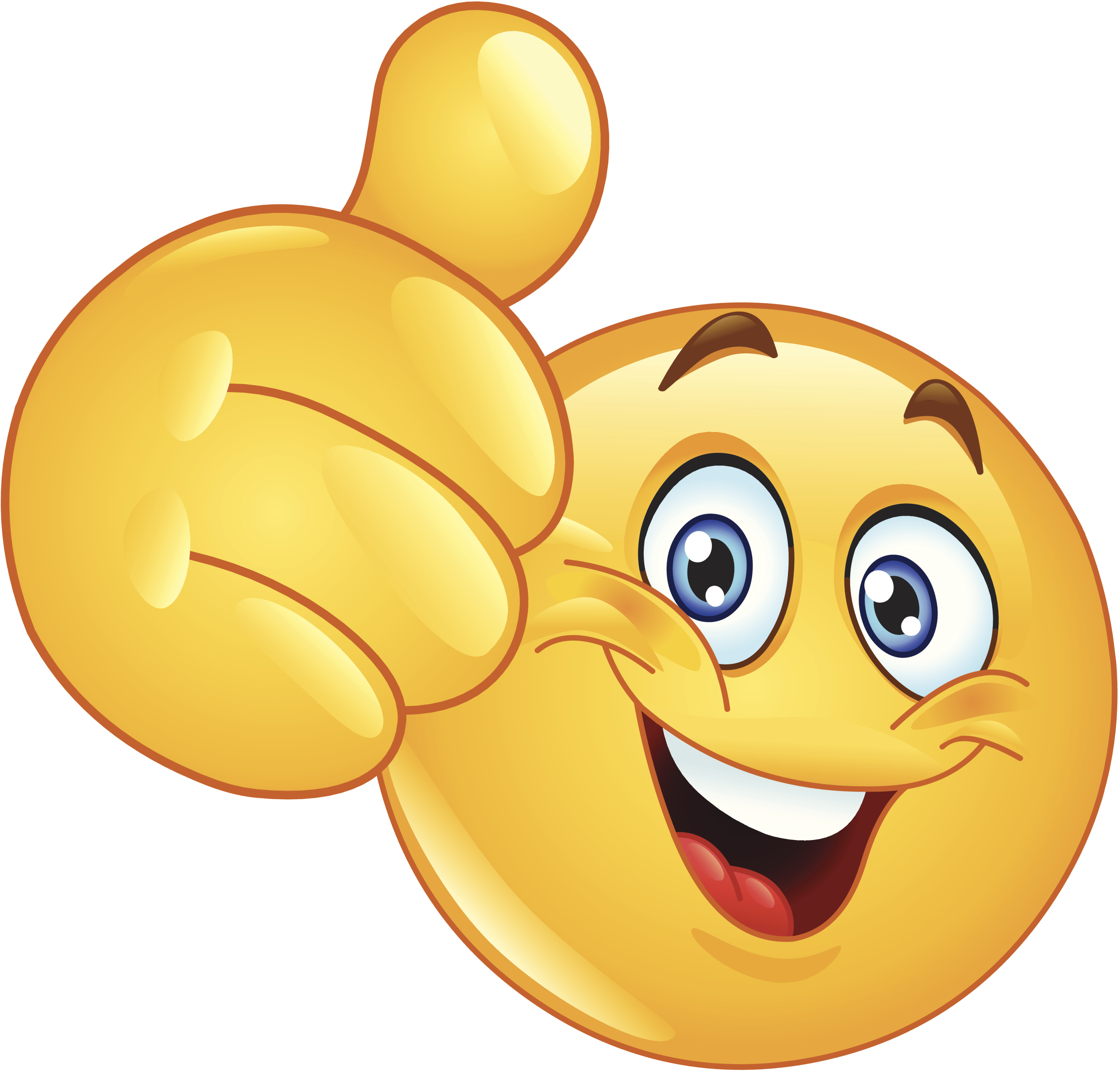 Clipart smiley face thumbs up clipart royalty free download Clipart smiley animation - ClipartFest clipart royalty free download