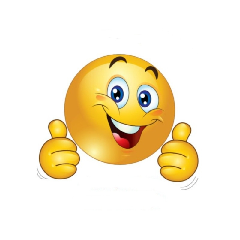 Clipart smiley face thumbs up vector library download Smiley face thumbs up clipart - ClipartFest vector library download