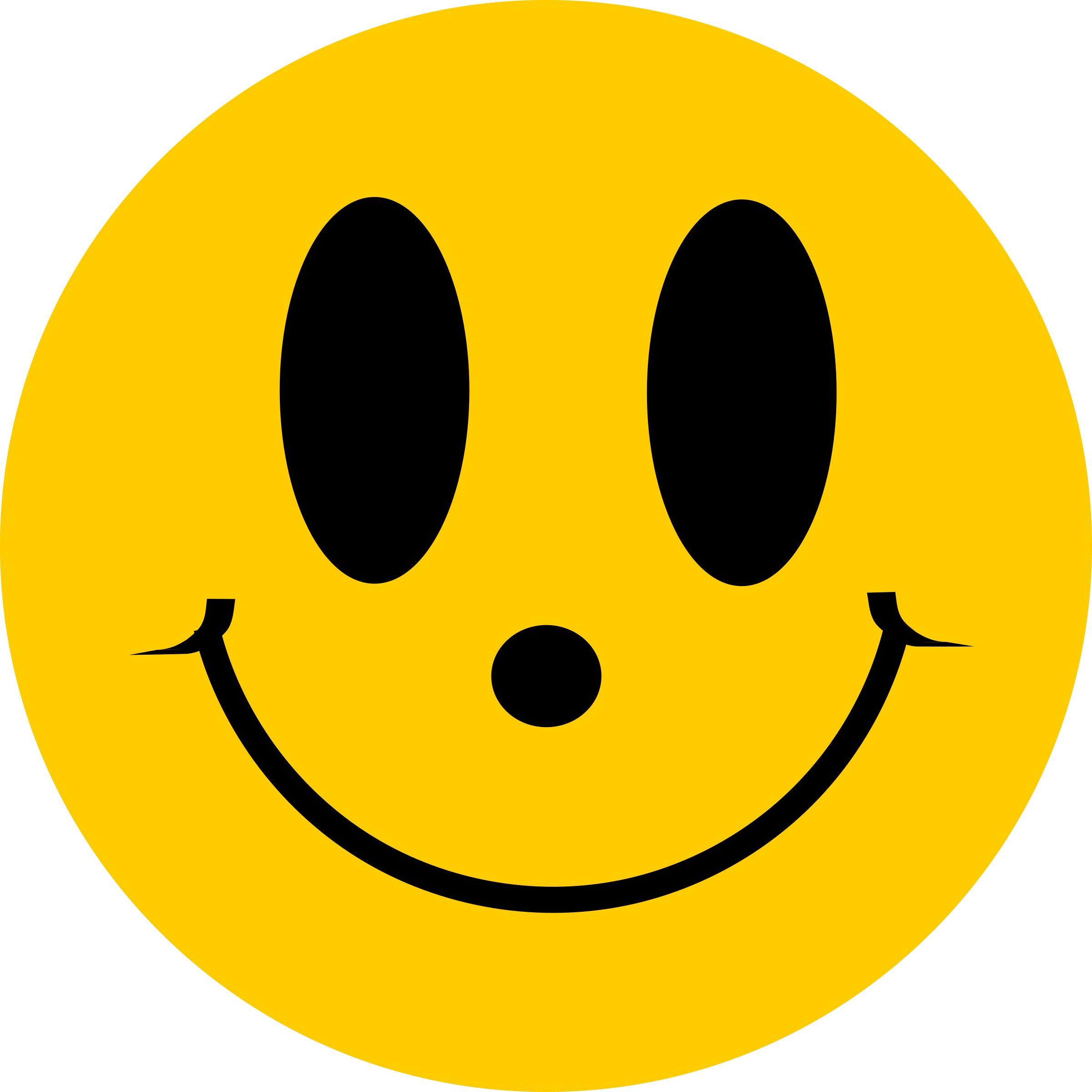 Clipart smiley face with thumbs up picture transparent stock Clipart - Simple Flat Smiley Face Smile picture transparent stock
