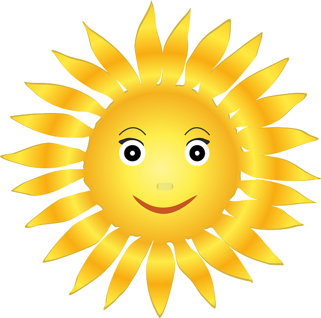 Clipart smiling sun jpg stock Amazing Sun Picture Sun Clip Art Free Download jpg stock