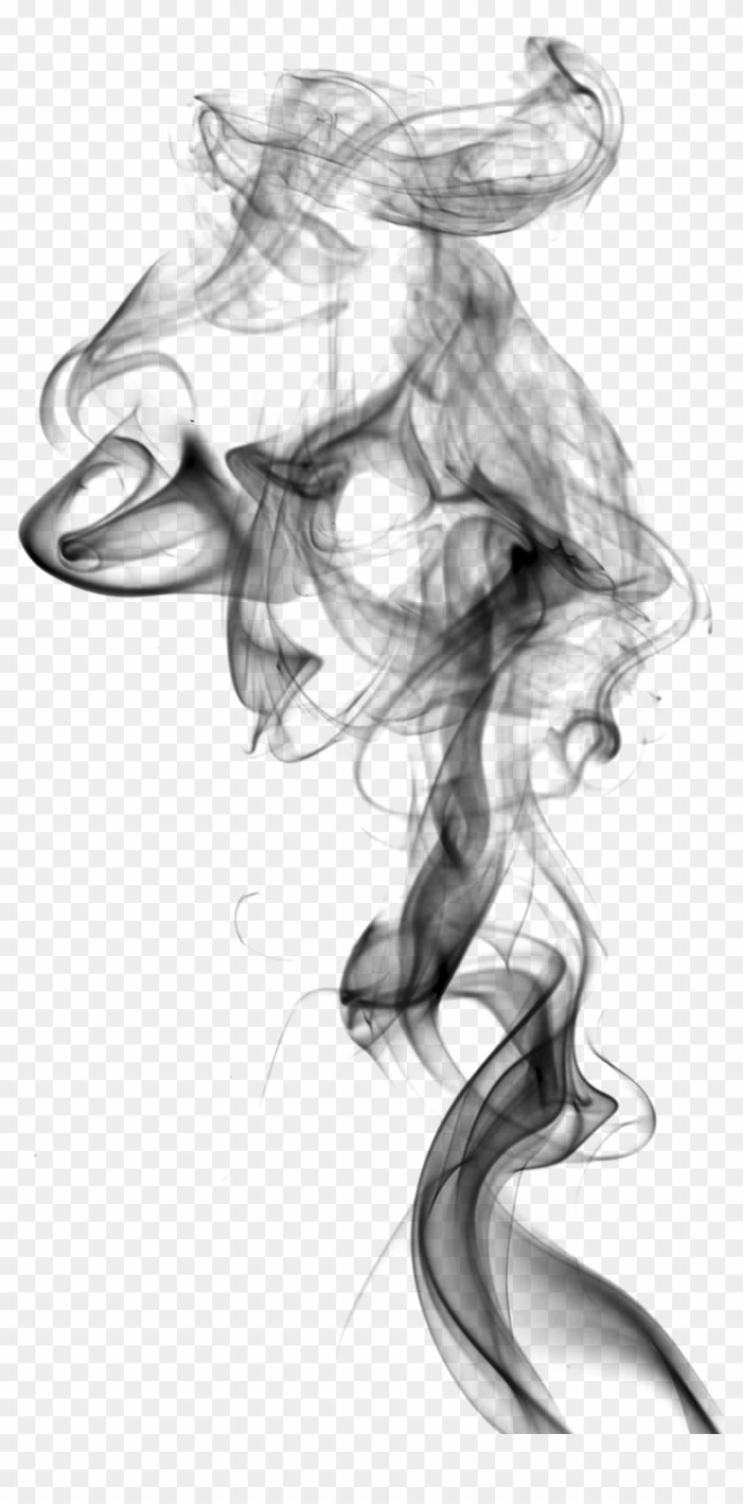 Smoke clipart black and white clip royalty free library Drawing Smoking White Smoke - Smoke Clipart Black And White, HD Png ... clip royalty free library