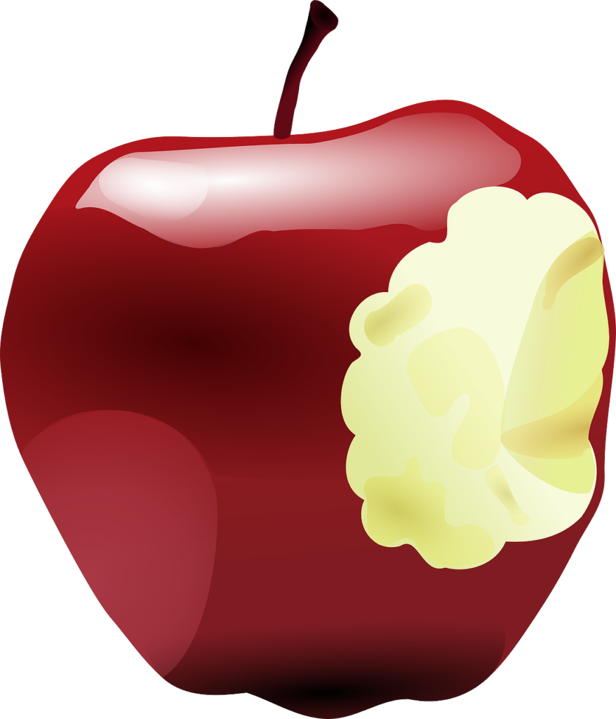 Clipart snow white with apple library Snow White and the 7 Dwarves - Carol Weiss library