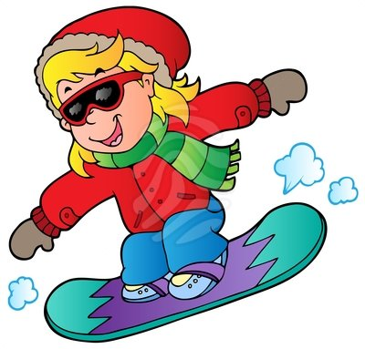 Snowboarders clipart vector Free Snowboarder Cliparts, Download Free Clip Art, Free Clip Art on ... vector